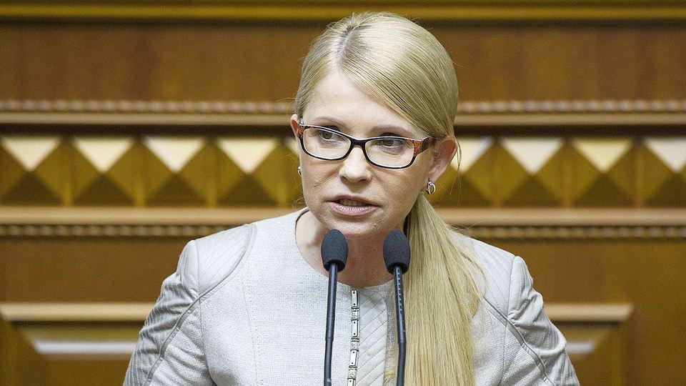 Юлия Тимошенко заболела коронавирусом и находится в тяжелом состоянии