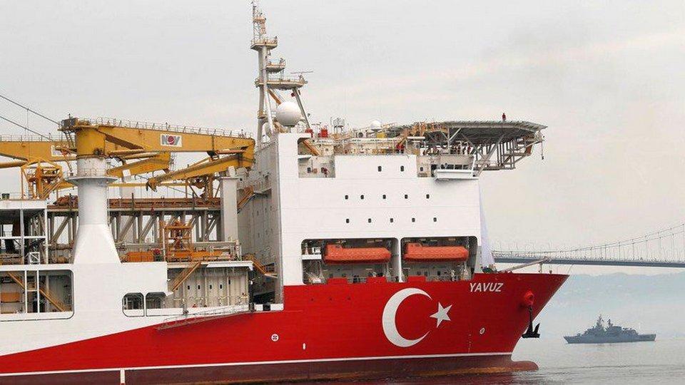Эрдоган: Найдено крупное месторождение газа в Черном море