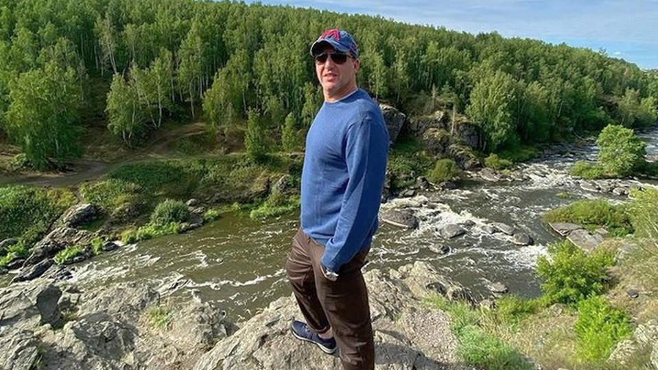 Зачем актер Максим Виторган побывал в окрестностях Каменска-Уральского?