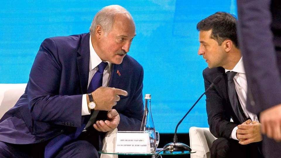 Зеленский посоветовал Лукашенко провести еще одни выборы в Белоруссии
