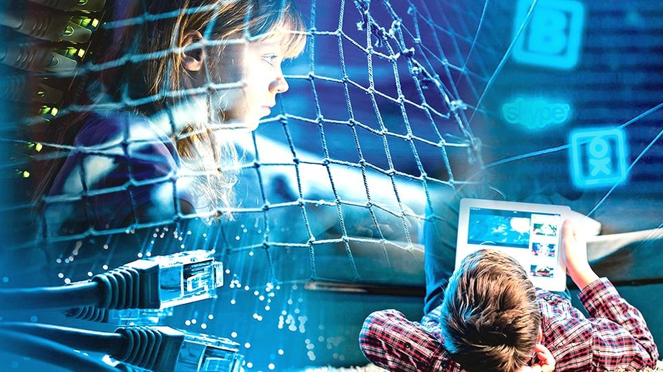 Депутат Госдумы предложил регистрировать в соцсетях детей до 14 лет только с разрешения родителей