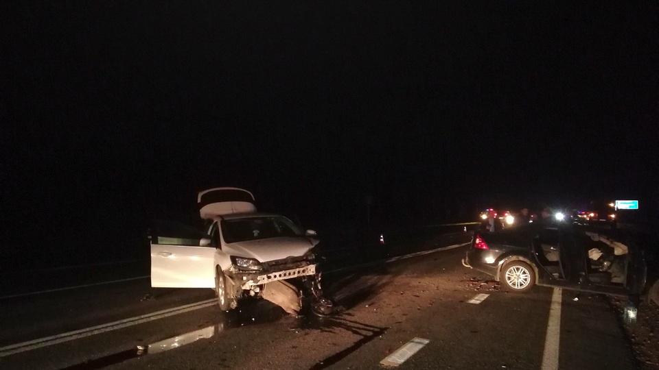 Массовое ДТП в Каменском районе: один погибший, восемь пострадавших