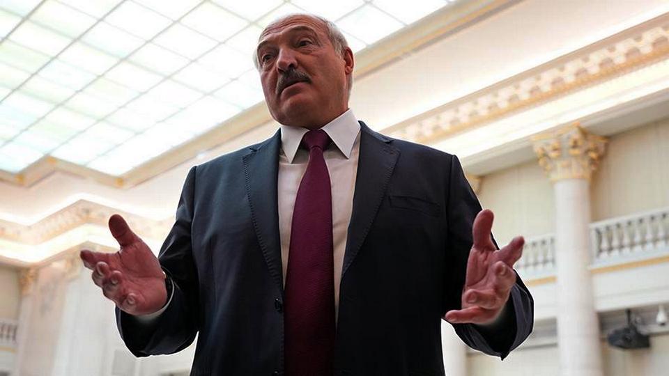 Лукашенко подписал указ о введении контрсанкций