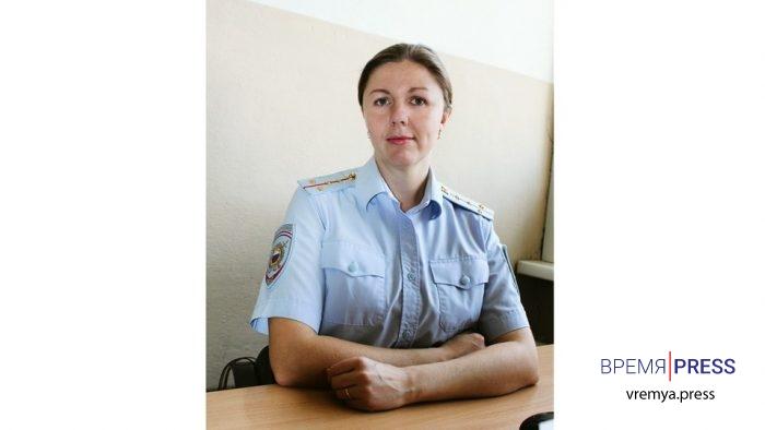 Моя полиция: Марина Дашевская