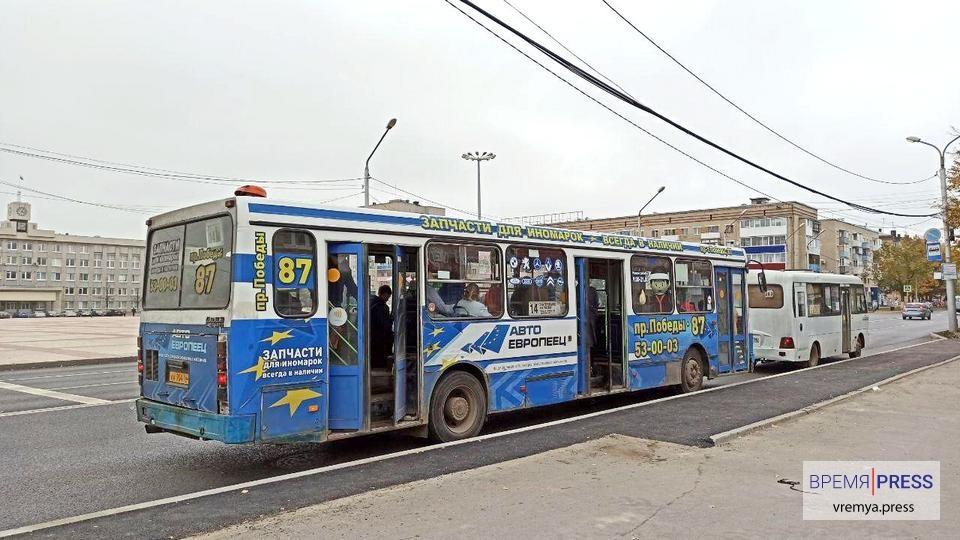 Общественный транспорт в Каменске-Уральском переходит на зимнее расписание
