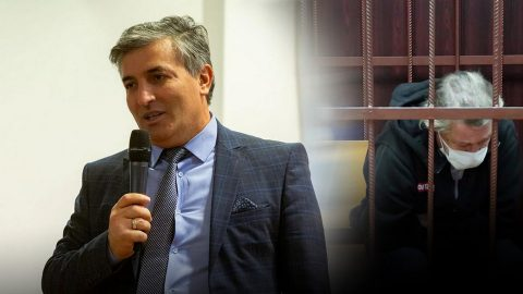 Эльман Пашаев лишен статуса адвоката