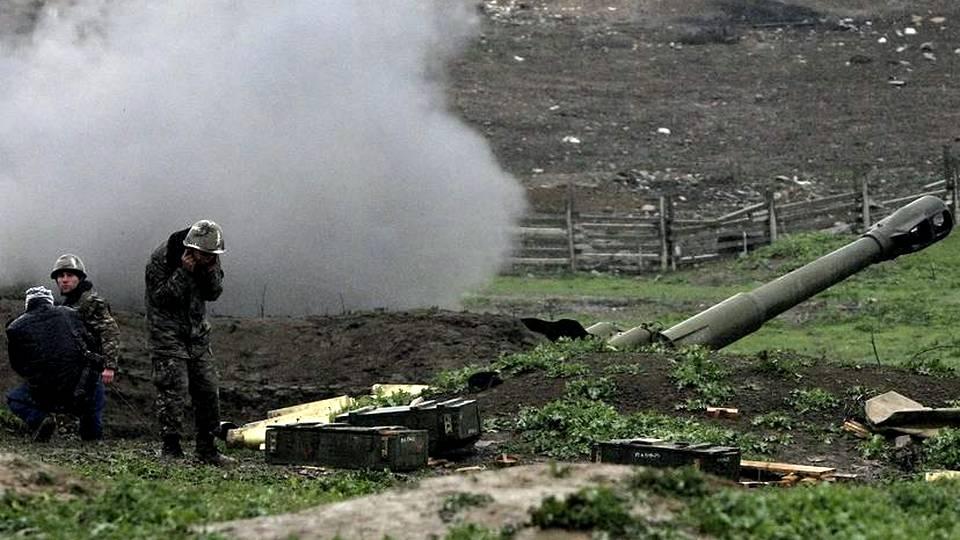 Президент Армении сообщил через соцсети, что враг начал атаку на Нагорный Карабах