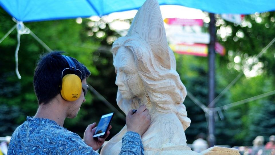 В Челябинске пройдёт фестиваль-конкурс деревянной скульптуры Уральский характер