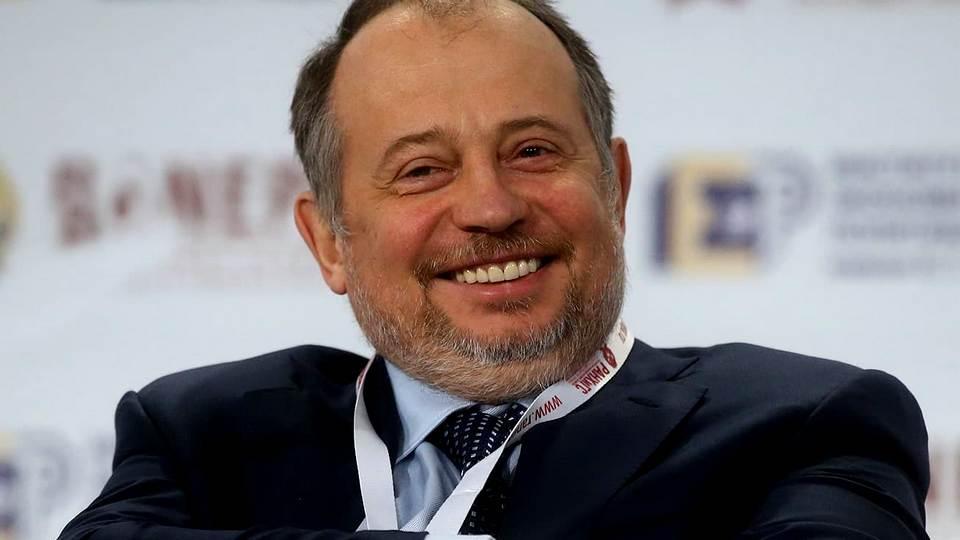 Владелец НЛМК Владимир Лисин возглавил список богатейших россиян