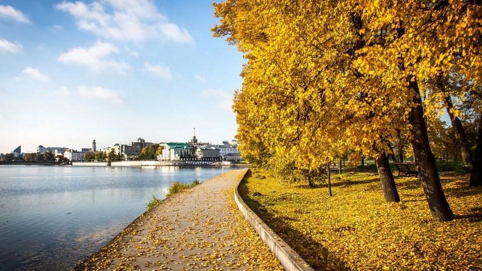 На новой неделе в Свердловской области будет пасмурно и холодно