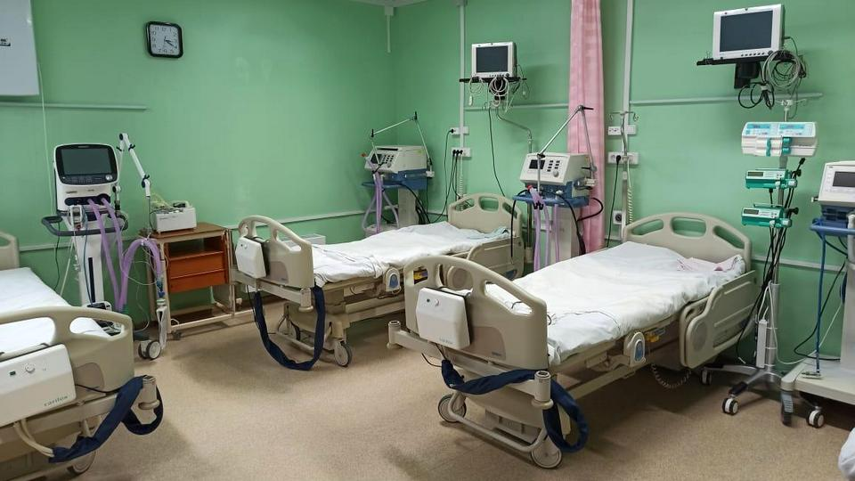 Число заболевших COVID-19 в России превысило два миллиона человек
