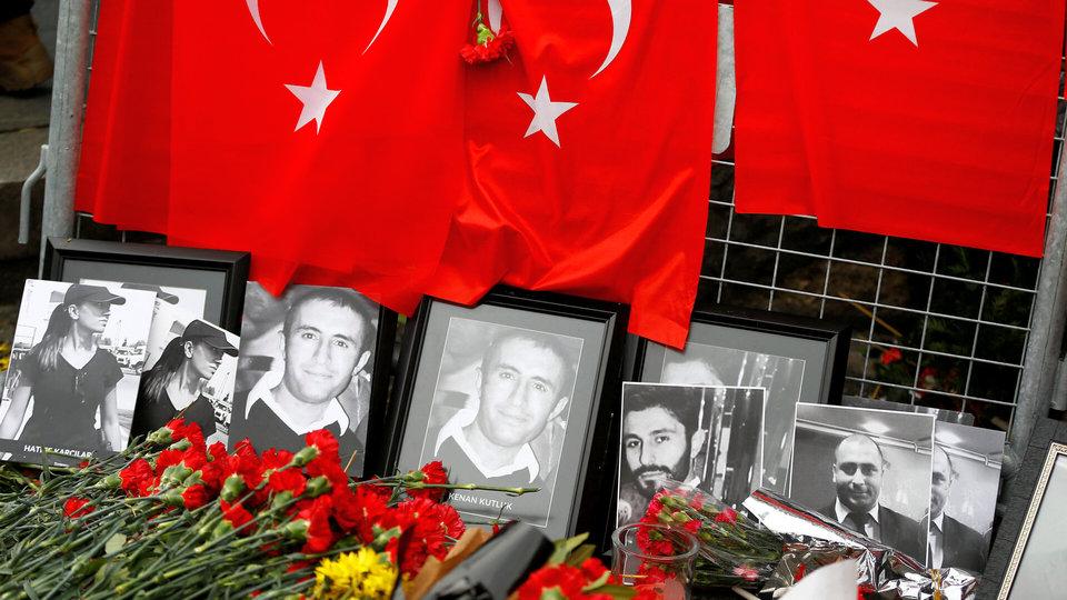 Стамбульского террориста приговорили к 1368 годам тюрьмы