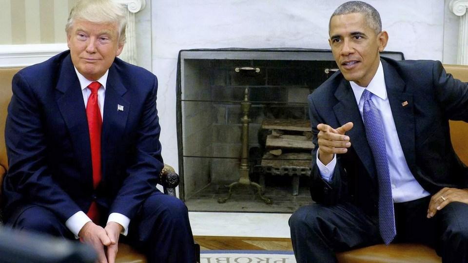 Трамп обрушился с критикой на Обаму и Байдена на выступлении в Неваде