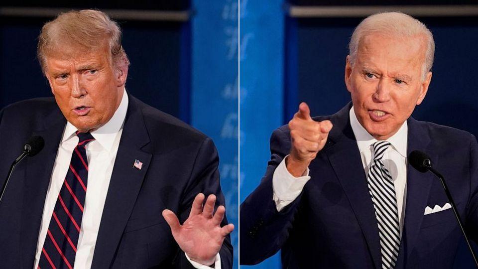 Вторые теледебаты Трампа и Байдена отменены