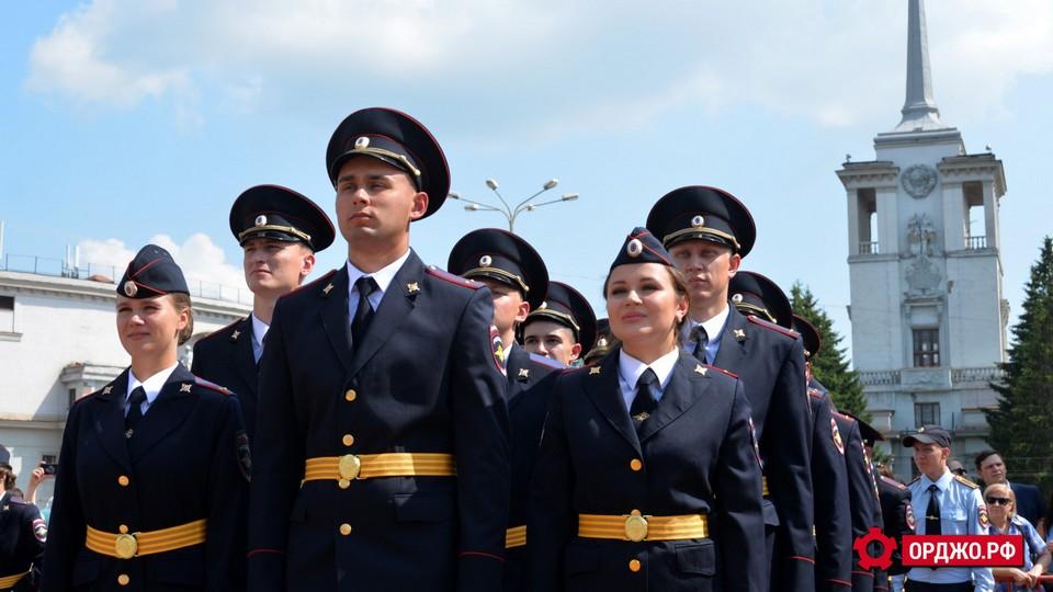 МВД России приглашает выпускников в свои учебные заведения