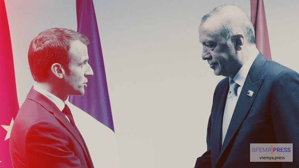 Скандал между Турцией и Францией набирает обороты