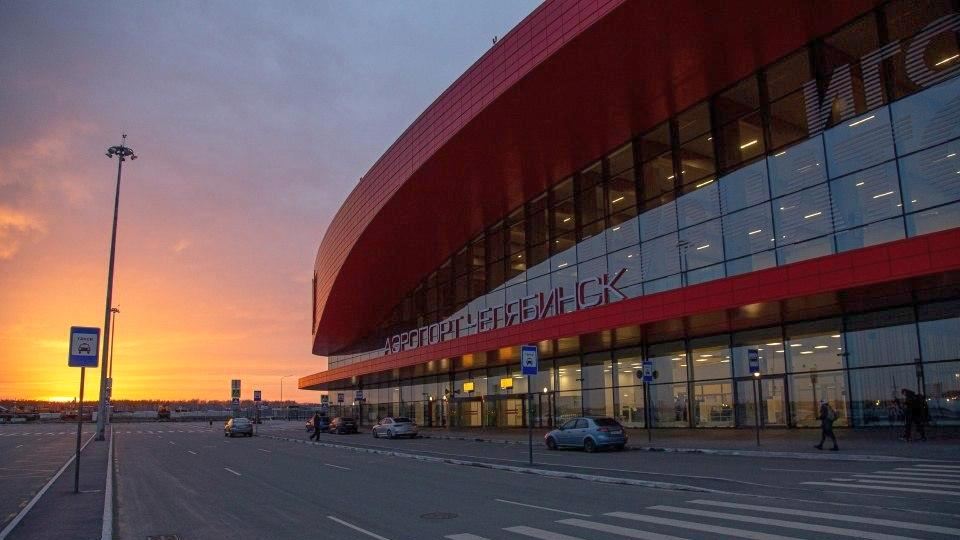 Вылетевший из Челябинска самолет вернулся в аэропорт из-за технической причины