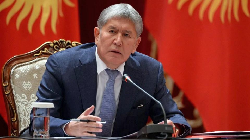 Экс-президент Киргизии объявил голодовку