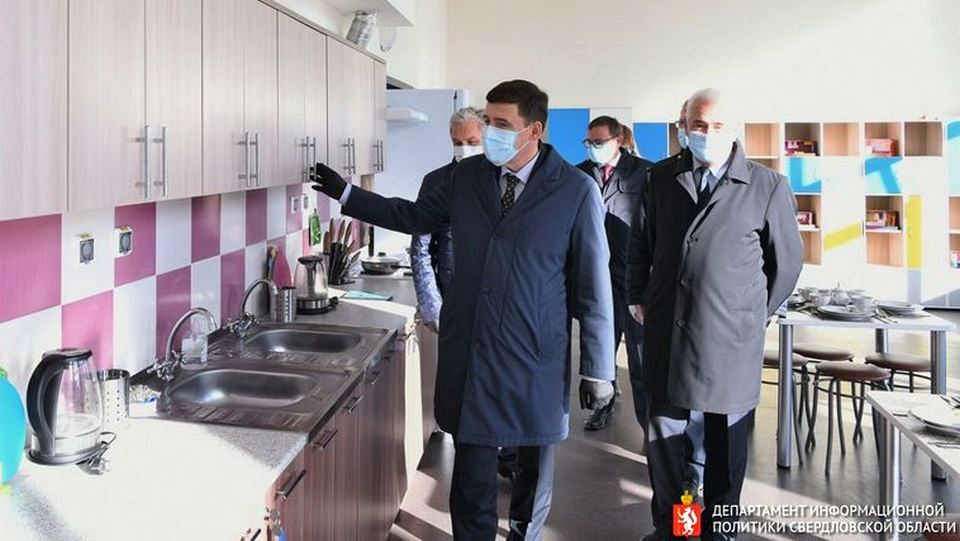 Губернатор Свердловской области оценил благоустройство Каменска-Уральского