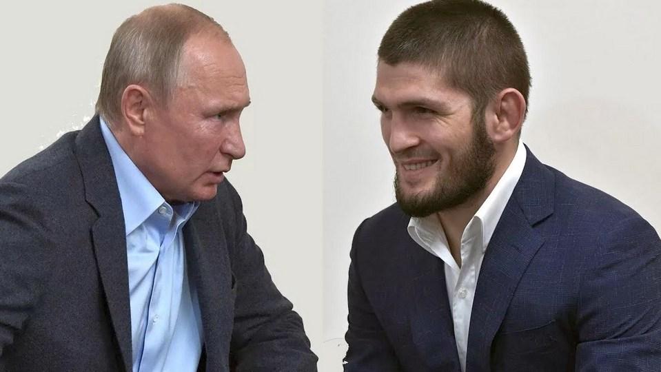 Песков рассказал, когда встретятся Путин и Хабиб Нурмагомедов