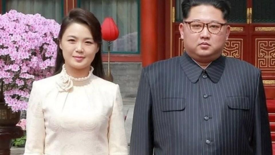 Жена Ким Чен Ына более 9 месяцев не появлялась на публике