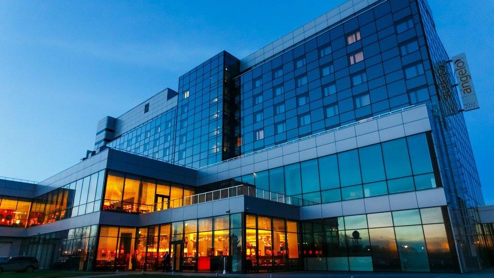 """отель """"Анжело"""" в Кольцово приглашает на работу"""
