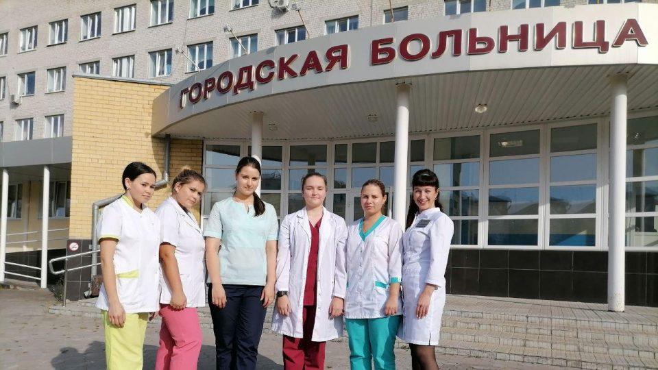 Городская больница Каменска-Уральского пополнилась новыми кадрами