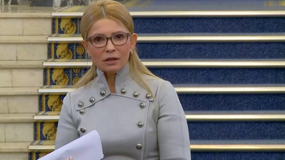 Юлия Тимошенко вылечилась от коронавируса