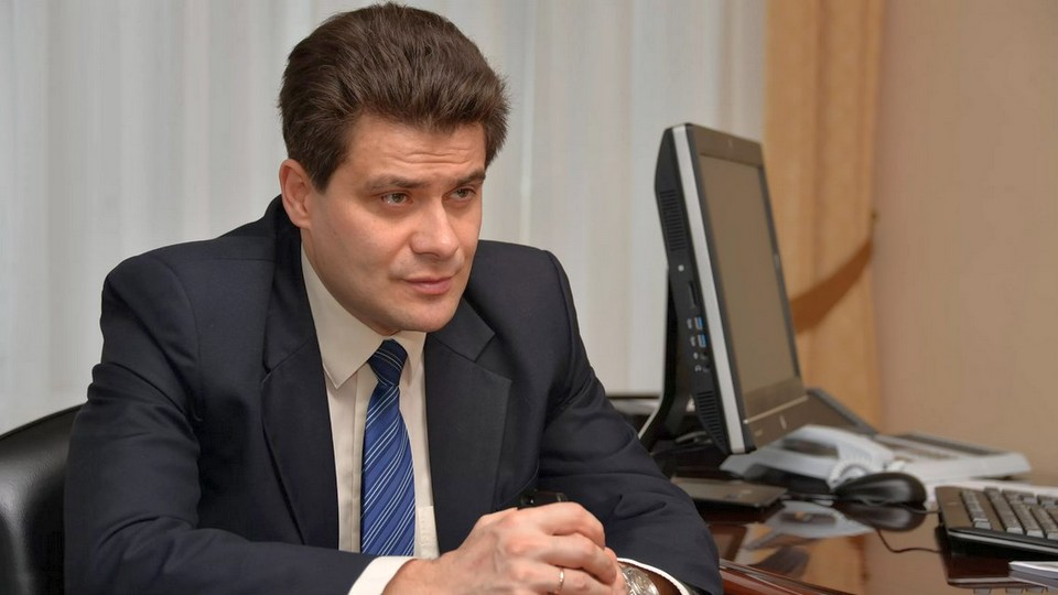 Высокинский официально стал вице-губернатором Свердловской области