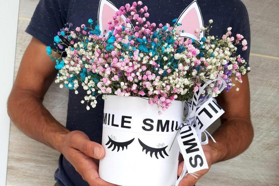 Эксклюзивные цветочные букеты в Казани