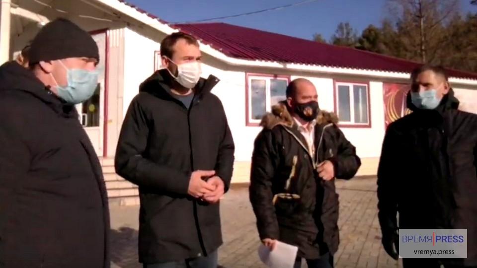 Антон Шипулин приехал в Каменск-Уральский с рабочим визитом