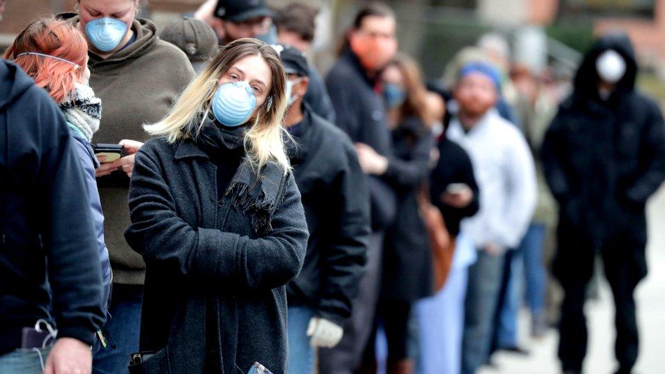 Эпидемиологи предупреждают о возможности новых эпидемий из-за масок и локдаунов
