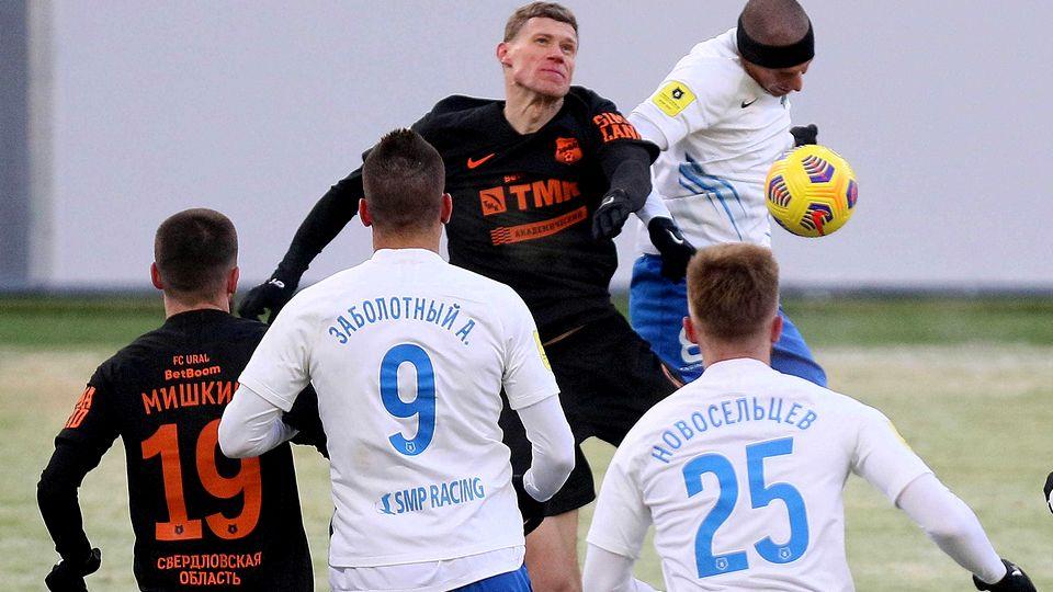 ФК Сочи хочет оспорить результат игры с Уралом