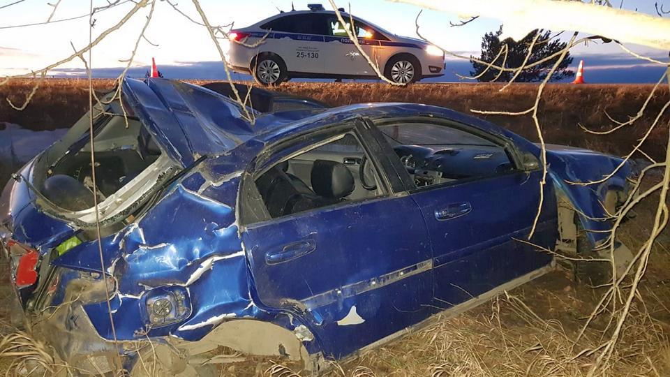 Три человека пострадали в ДТП в Каменском районе