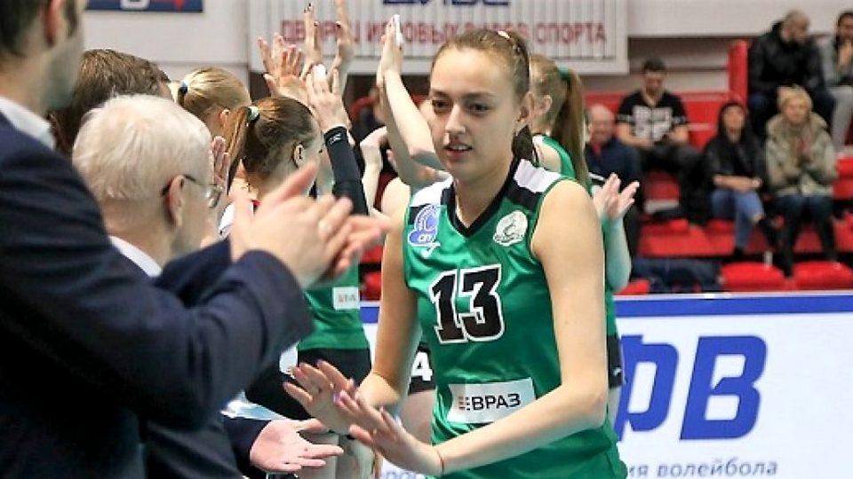 Капитан волейбольной команды Уралочка-НТМК из-за травмы завершает сезон