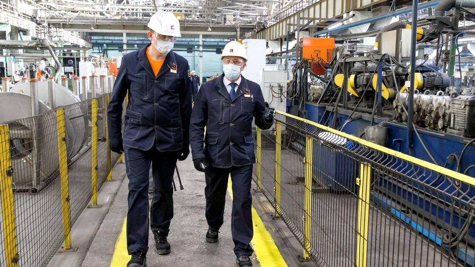 СинТЗ и ТМК-ИНОКС провели День безопасности в металлургии