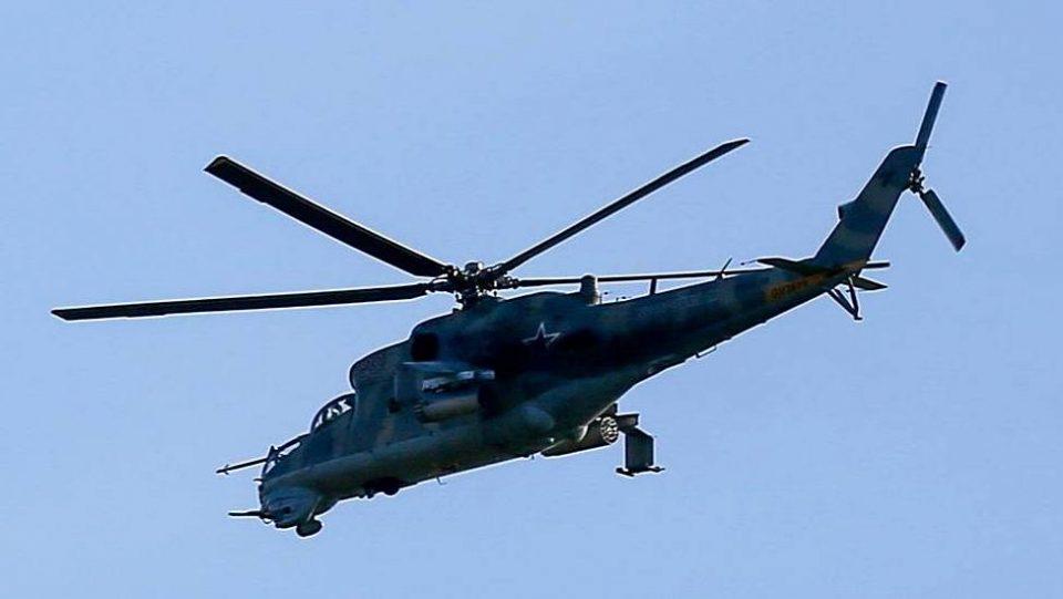 У границы Армении из ПЗРК сбит российский вертолёт