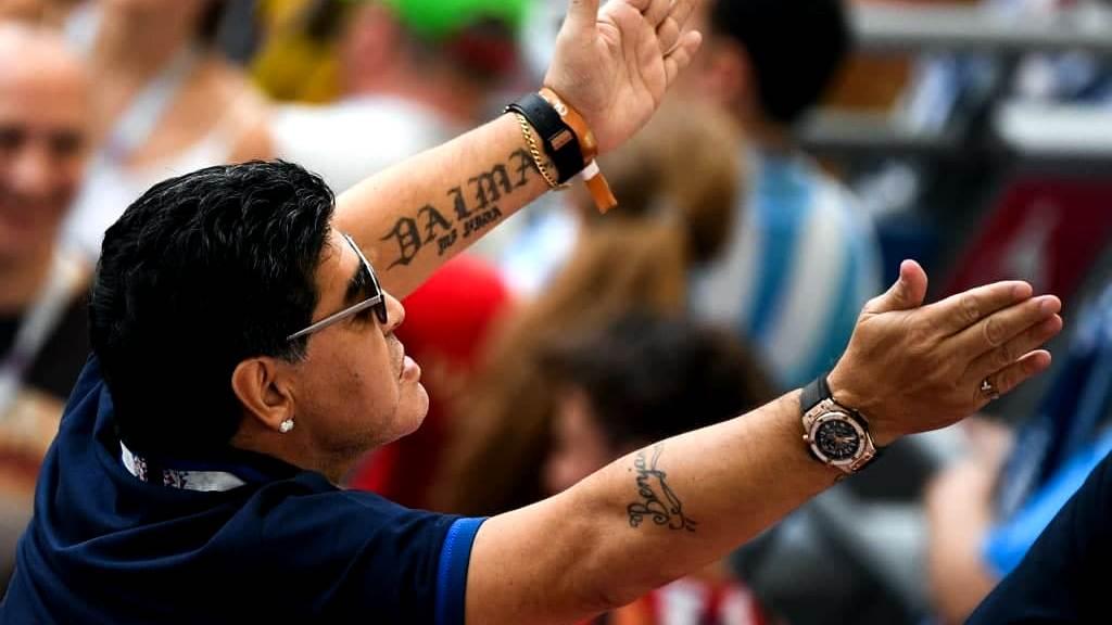 В Аргентине объявлен трехдневный траур по Марадоне