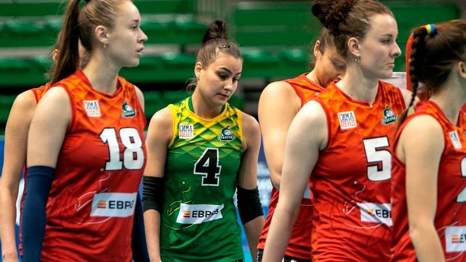 Волейбольная команда Уралочка-НТМК ушла на карантин