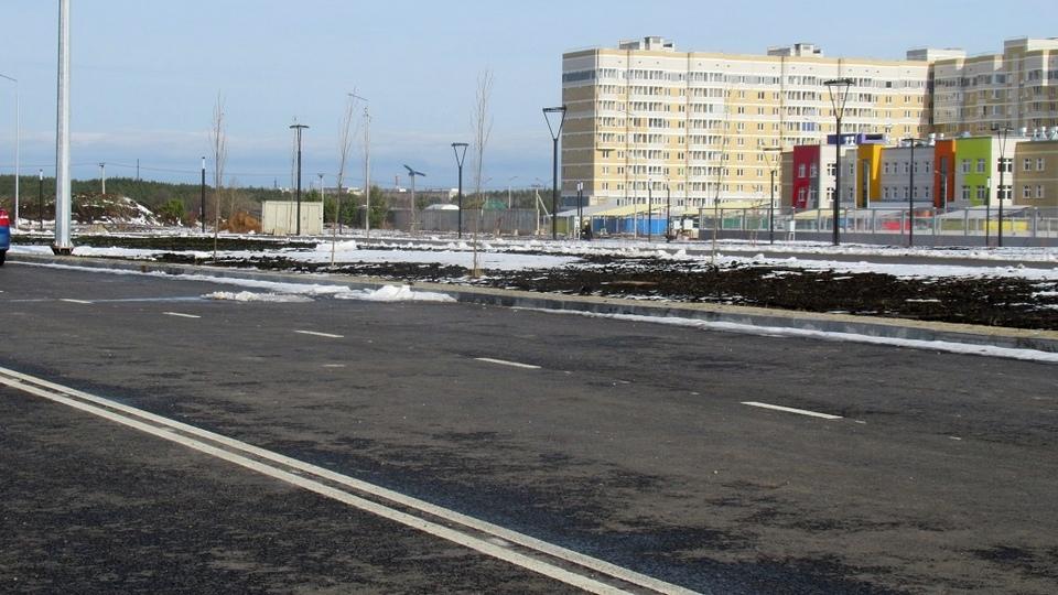 Новый участок дороги на Кутузова откроют в декабре