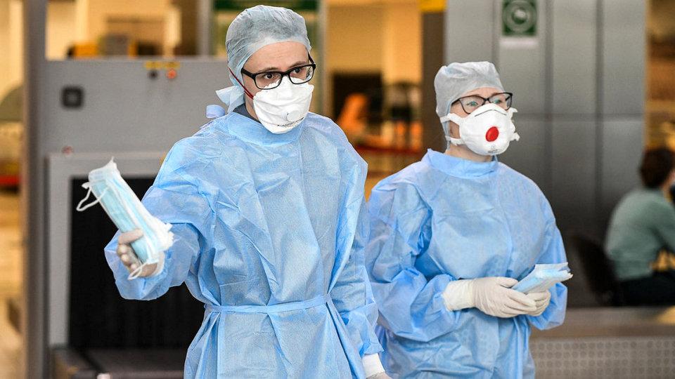 Медики из Москвы помогут коллегам в Екатеринбурге в борьбе с COVID-19