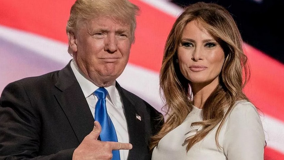 Дональд и Меланья Трамп могут развестись в скором времени
