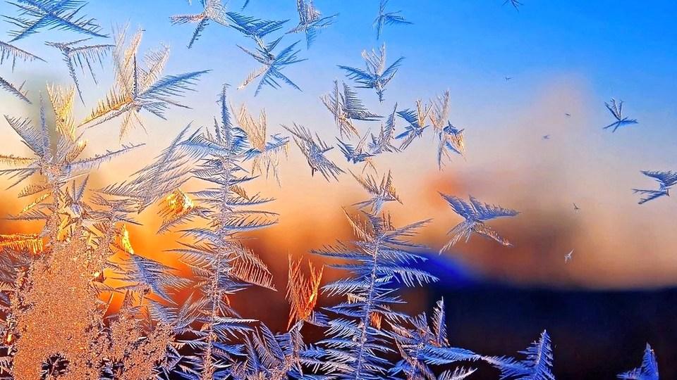 Мороз на Среднем Урале отступает