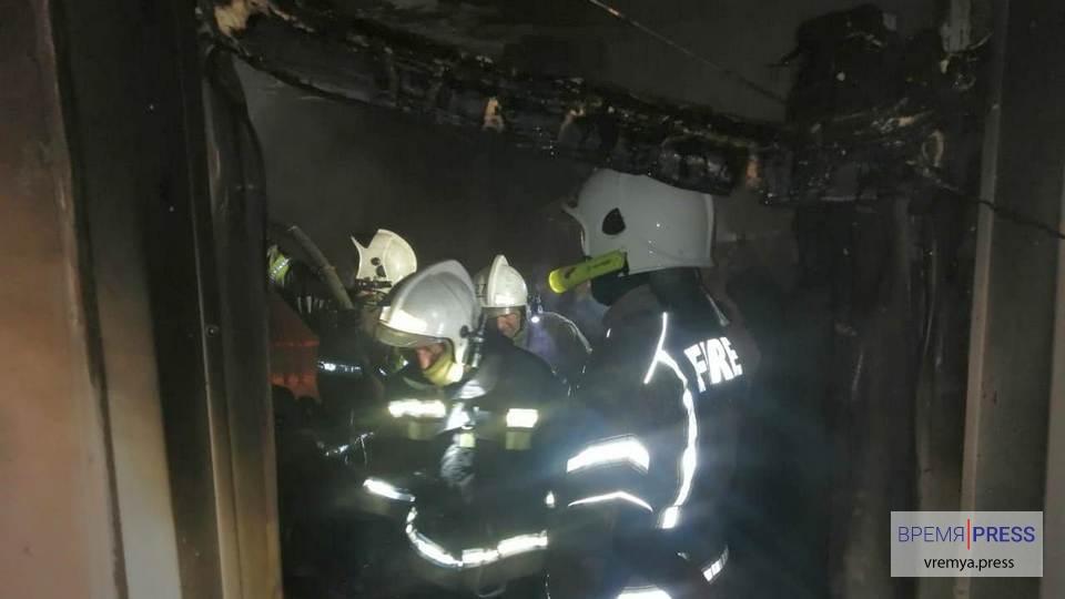 Пожар в психбольнице Каменска-Уральского устроил бывший пациент