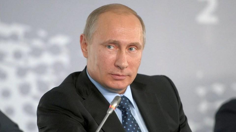 Пресс-конференция Путина начнется 17 декабря в 12:00