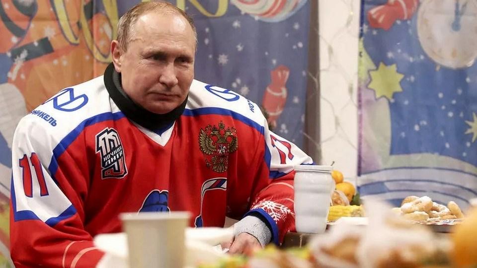 Путин может поучаствовать в предновогоднем матче Ночной хоккейной лиги
