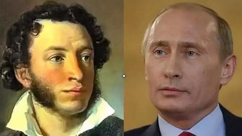 Песков прокомментировал конфликт о портретах Пушкина и Путина в Петербурге