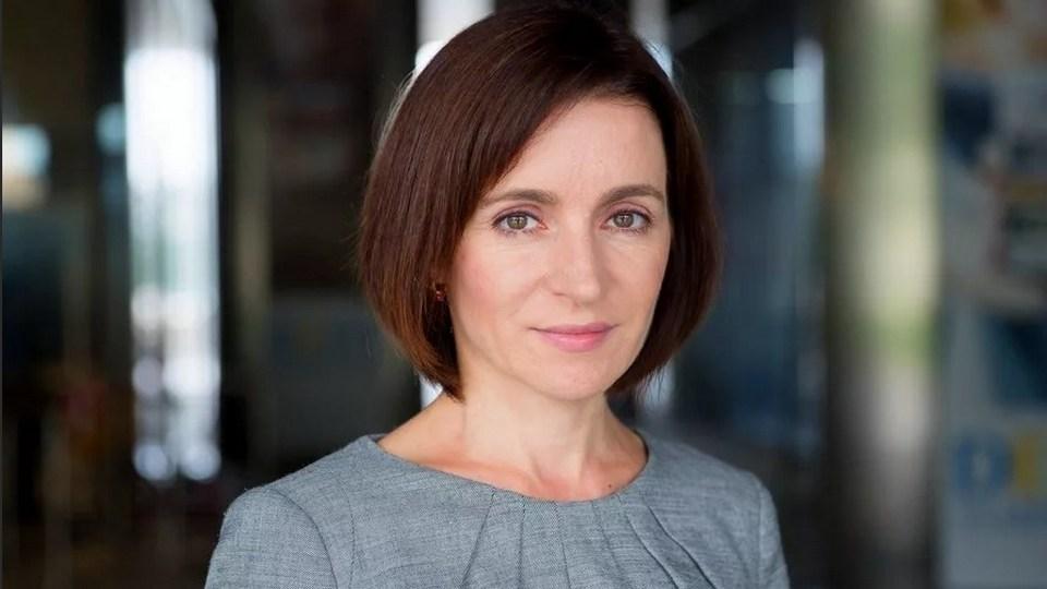 Майя Санду побеждает в президентской гонке в Молдавии