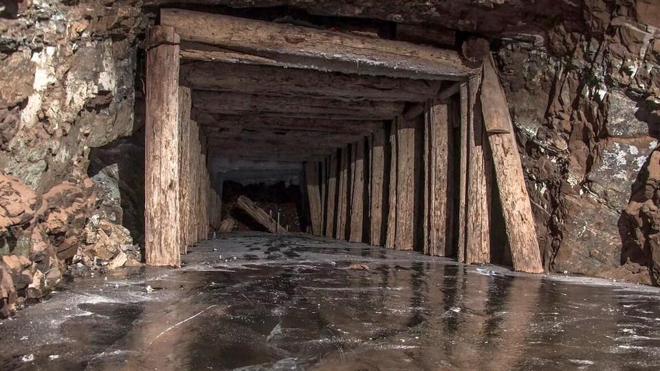 Дайвер погиб в заброшенной шахте Нижнего Тагила