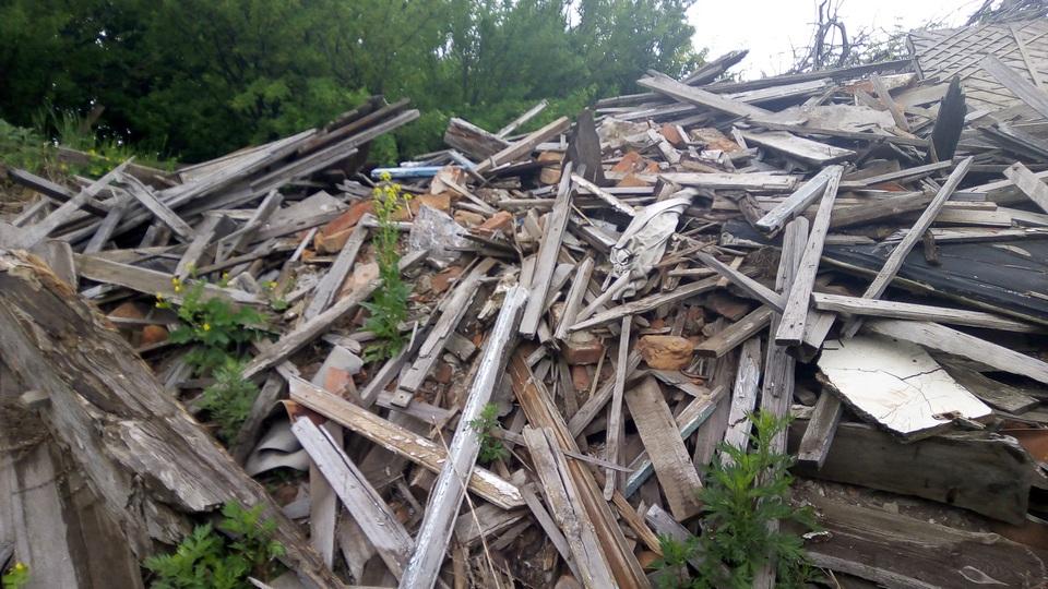 Более 3,9 миллиона рублей из бюджета Каменска-Уральского потрачено на ликвидацию стихийных свалок